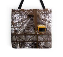 Elevator going up! Tote Bag