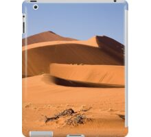 Sand sea of Namibia iPad Case/Skin