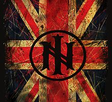 Distressed Union Jack (Prints) - Ill Nino UK Street Team by illninouk