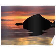 Sunrise 8-9-12 #4 Poster