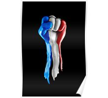 France strength and unity Poster