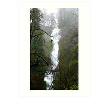 Munson Creek Falls Art Print