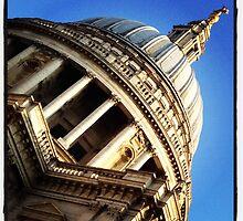 St Paul's by Gordon Nightingale