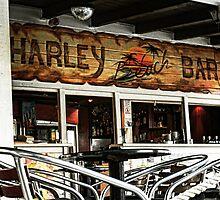 Harley Beach Bar by Jasna