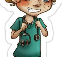 Cibi doctor's orders Sticker