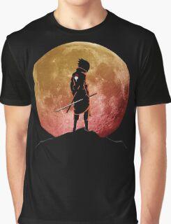 Dark Sasuke Graphic T-Shirt