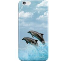 Leaping Dolphins Case iPhone Case/Skin