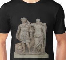 Nero and His Mother, Agrippina Unisex T-Shirt