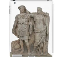 Nero and His Mother, Agrippina iPad Case/Skin