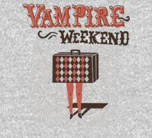 vampire weekend - foot Kids Clothes