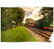 Woody Bay Station  Poster