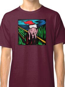 """Scream"" Christmas T-Shirt Classic T-Shirt"