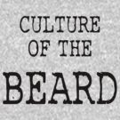 Culture of the Beard by gbwb