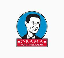 Obama For American President Unisex T-Shirt