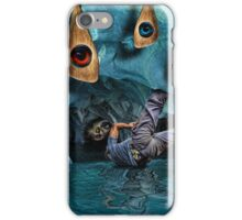 The Dolls in the Spine iPhone Case/Skin