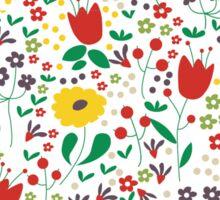 Spring Time Sticker
