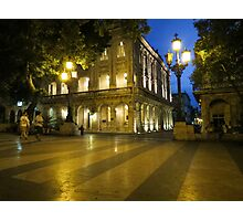 Havana by night. Photographic Print