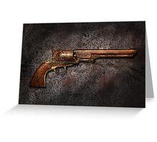 Gun - Colt Model 1851 - 36 Caliber Revolver Greeting Card