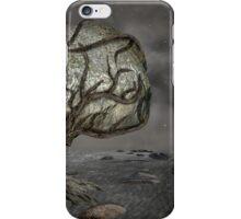 Heavy burden of life iPhone Case/Skin