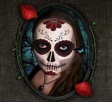 Chica De La Muerta by Elizabeth Burton