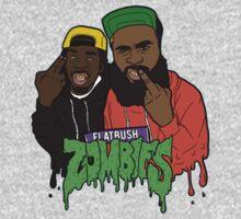 flatbush zombies - 2 Kids Clothes