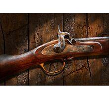 Gun - Musket - London Armory  Photographic Print