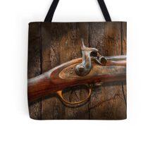 Gun - Musket - London Armory  Tote Bag
