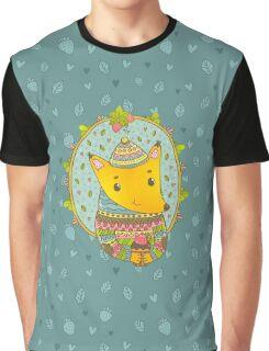 Winter fox Graphic T-Shirt
