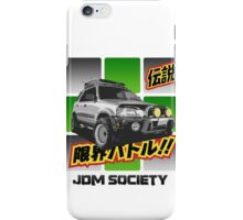 Billy's Honda CRV iPhone Case/Skin