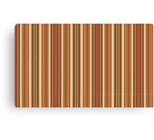 Doctor Who - Fourth Doctor's scarf pattern Canvas Print
