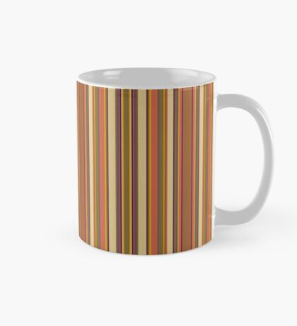 Doctor Who - Fourth Doctor's scarf pattern Mug