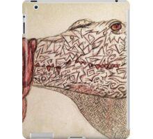 speak iPad Case/Skin