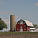 Wisconsin Farm by kkphoto1