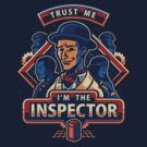 Trust The Inspector by WinterArtwork