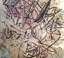Fallen Leaf Carpet by Leonemb