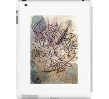 Fallen Leaf Carpet iPad Case/Skin