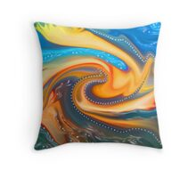 Immersion... Throw Pillow