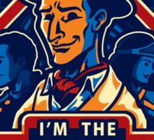 Trust The Inspector - STICKER Sticker