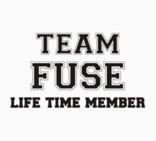 Team FUSE, life time member Kids Clothes