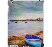 The calm before a storm. iPad Case/Skin
