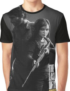 the last of us remastered Graphic T-Shirt