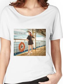 Hello Sailor  Women's Relaxed Fit T-Shirt