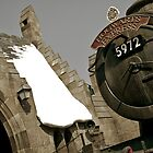The Hogwarts Express by Scott Smith