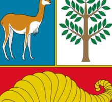 Greater Coat of Arms of Peru Sticker