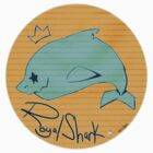 Royal Shark Logo  by royalshark