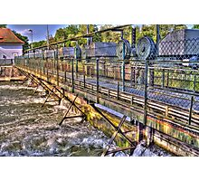 Water works! Photographic Print