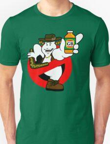 GB: Australia No-Ghost (Ghost Bitters) T-Shirt