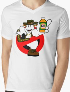 GB: Australia No-Ghost (Ghost Bitters) Mens V-Neck T-Shirt