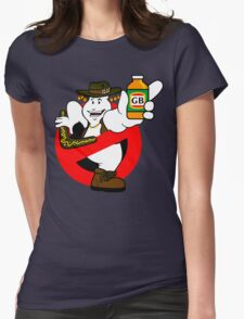 GB: Australia No-Ghost (Ghost Bitters) Womens Fitted T-Shirt