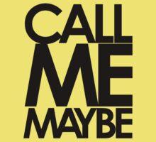 Call Me Maybe? Kids Tee